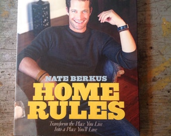 Nate Berkus Home Rules Book