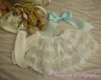 Simply Sweet Lingerie Set ~ For Loulotte By Dreaming of Sugarplums