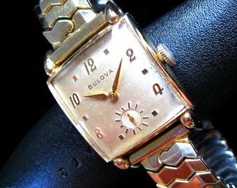Bulova Watch c.1948 - Very Original Piece