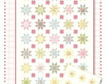 Star of Wonder - Quilt Pattern by Acorn Quilt and Gift Co.