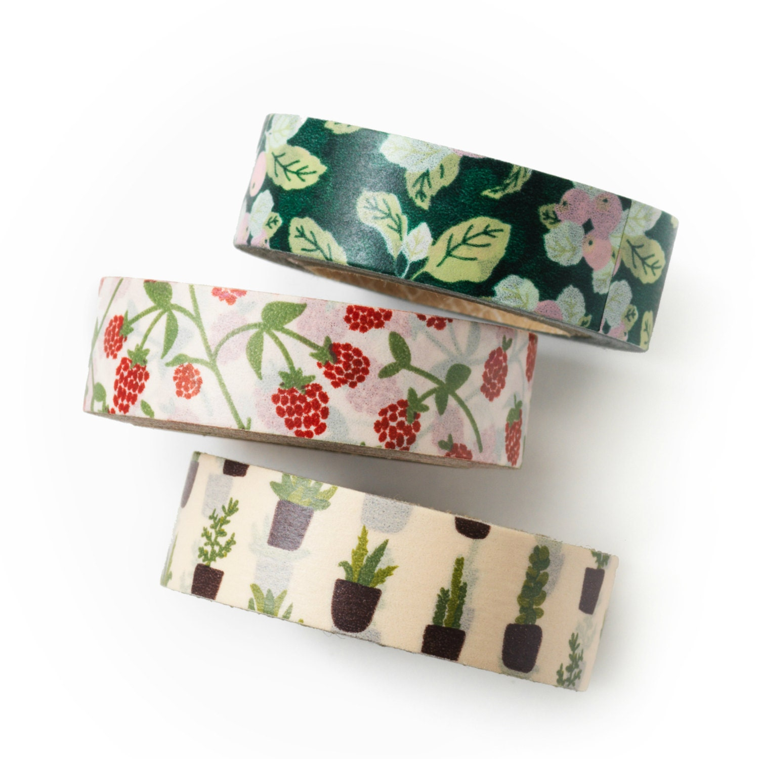 washi tape set new leaf value pack diy packaging. Black Bedroom Furniture Sets. Home Design Ideas