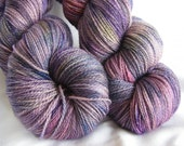 Superwash Merino Cashmere Nylon Light Fingering - Circe Lace - OOAK (Grunkle)