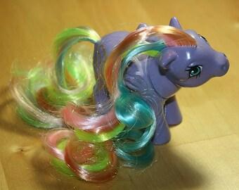 G1 My Little Pony Custom Baby Tickle
