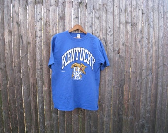 Vintage University of Kentucky Tshirt Mens Large