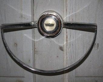 Vintage Car Horn Ring - item #1524