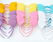 ONE Colorful Pony Ears Headband