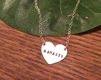 Namaste Necklace