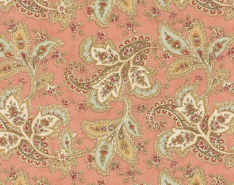 Larkspur - Paisley in Blossom by 3 Sisters for Moda Fabrics