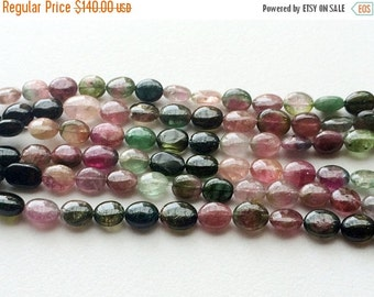 51% ON SALE Multi Tourmaline Oval Beads, Multi Tourmaline Gemstone, Multi Tourmaline Necklace, 10x8mm To 9x7mm, 7 Inch Strand, Wholesale Pri