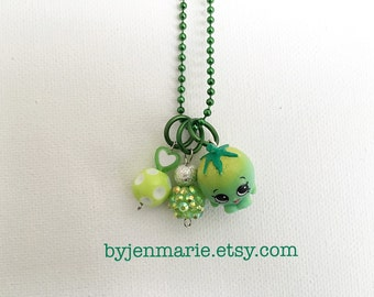 Shopkin Charm Necklace Cherie Tomatoe Season 3