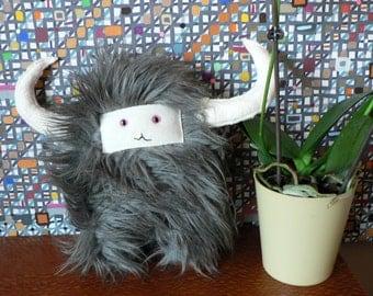 Wild Thing Theory Monster Plush Toy: Elia