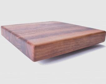 Black Walnut Edge Grain Cutting Board #170
