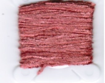 100% Silk Chenille - 2mm OR 4mm Quince