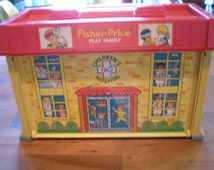 Unique Fisher Price Little People Related Items Etsy