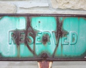 RESERVED FOR LINDA - Vintage Outdoor Lantern Porch Light, Slatted White Stool, Lobster Party Lights