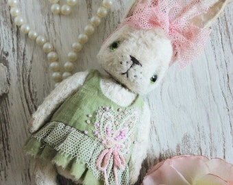 Sewing Pattern Vintage Rabbit 6,5 Inch