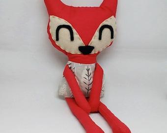 Fabulous Fox Plushie
