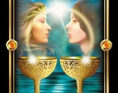 Romance & Relationships - Intuitive Psychic Tarot Oracle Card Reading