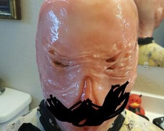 Mature content Bdsm vagina mask silicone
