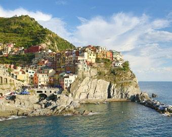 Cinque Terre Italy Fine Art Photograph