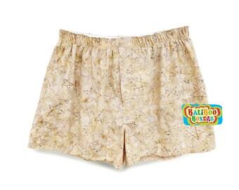Novelty Sleepwear, Stars Sleepwear, Stars Boxer Pajamas, Novelty Pajama Short, Boxer Sleep Shorts, Novelty Batik