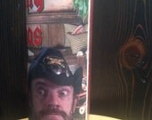 Methy Xmas Lemmy Candle