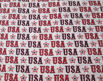 Patriotic USA Surgical Scrub Top / X Small - XX Large