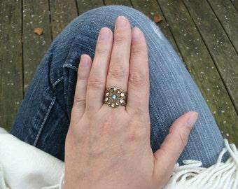 Elsewhere Ring: Deerfield