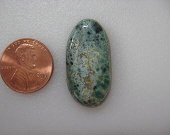 Candelaria Turquoise Cabochon