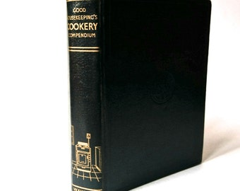 1950s Good Housekeeping's Cookery Compendium. Classic Cookery Encyclopedia. Waverley Press london