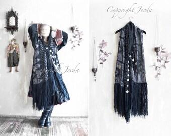 Bohemian Shawl,Boho Chic,Bohemian Clothing,Gypsy Clothing,One Of A Kind Shawl,Wrap Shawl,Gypsy Stole,Plus Size Clothing,maxi scarf