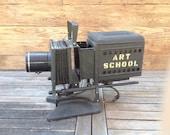RESERVED FOR ADAM2244-Vintage Art Department Prop Camera