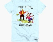 Zip A Dee Doo Dah Shirt | Song of the South Shirt | Uncle Remus | Brer Rabbit | Disney Shirt | Disney T-Shirt