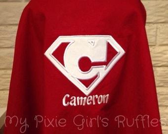 Personalized Super Hero Cape