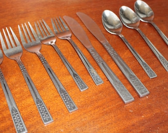 Korea flatware etsy - Splendide flatware patterns ...