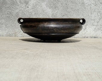Varpu Uruli Urli South Indian Cooking Pot Bronze Vessel Shipping is included in the Continental U.S.