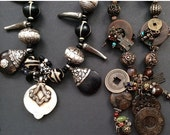 20% WINTER SALE CUSTOM Jewelry Design by Liz Wolter assembled from an Ancient World Treasury of Vintage and Contemporary Spareparts; Preview