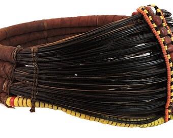 Samburu or Rendile Beaded Necklace Collar Kenya African 76186 SALE WAS 750