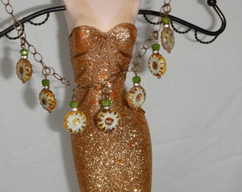 Daisies Necklace-NSC-203