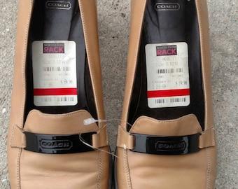 Vintage COACH Shoes size 8.5B