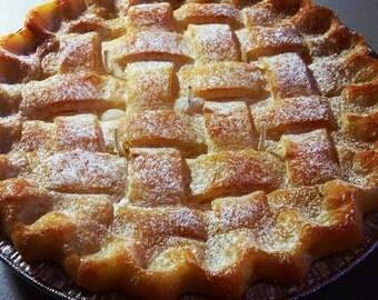 Sicilian Ricotta Pie Candle-9 inches