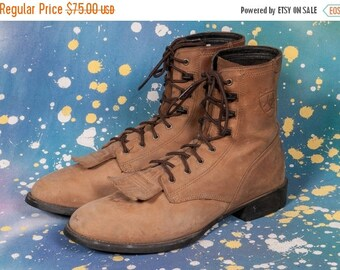 30% OFF ARIAT Brown Lacer Boot Women's Size 8 .5 B