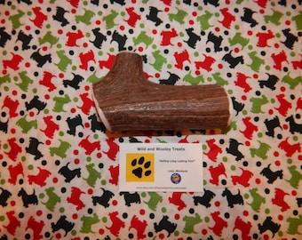 "Organic Jumbo Elk Antler Dog Chew ""Made in Montana"" (Lot C66)"