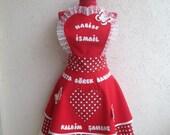 Sexy lolita apron