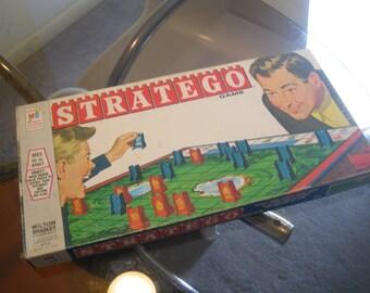 1970 Stratego Board Game