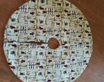 Noel Vintage Toys Tree Skirt (large)