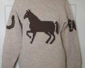 Hey Cowboy Sweater