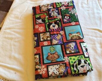 Daisy Kingdom Cats & Dogs Fabric