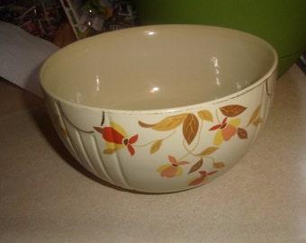 vintage halls superior mary dunbar jewel tea small mixing nesting bowl