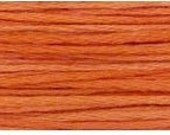 GRENADINE 2244 Weeks Dye Works 6- strand embroidery floss : WDW hand over dyed thread cross stitch needlepoint